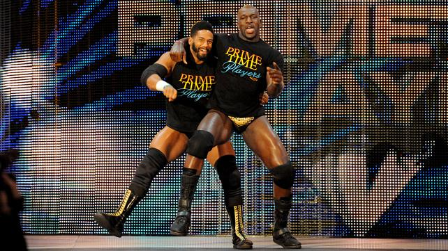 WWE Tag Team Spotlight - The Prime Time Players - TK