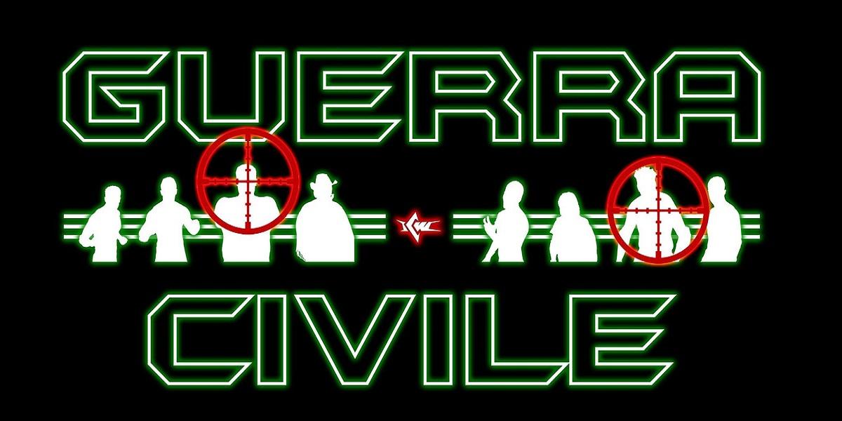 ICW Guerra Civile 2015 logo