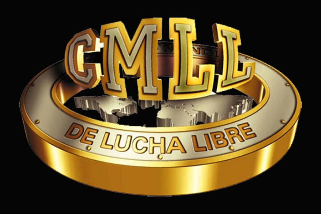 CMLL logo black