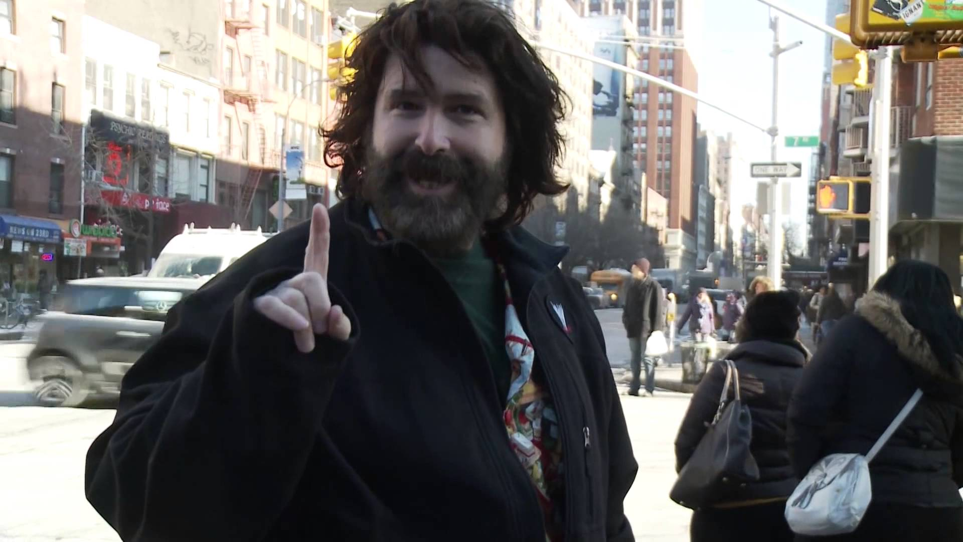 Mick Foley on Why He Didn't Post His First WWE.com Column