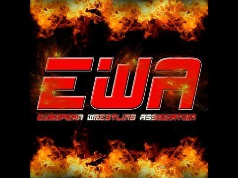 EWA Wrestling logo