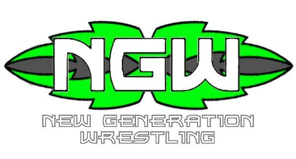New Generation Wrestling big logo