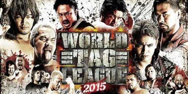 NJPW World Tag League 2015 Big