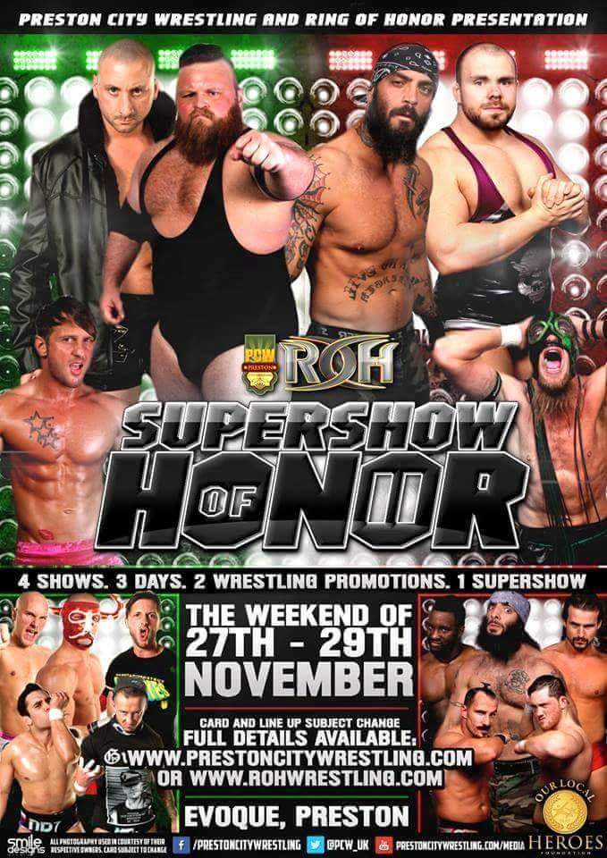 PCW ROH Supershow Of Honor II
