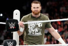 Sami Zayn Comments On His Shoulder Injury - SEScoops