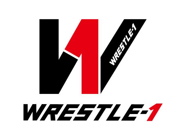 WRESTLE-1 logo W
