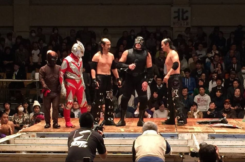 Michinoku Pro Star Wars (2)