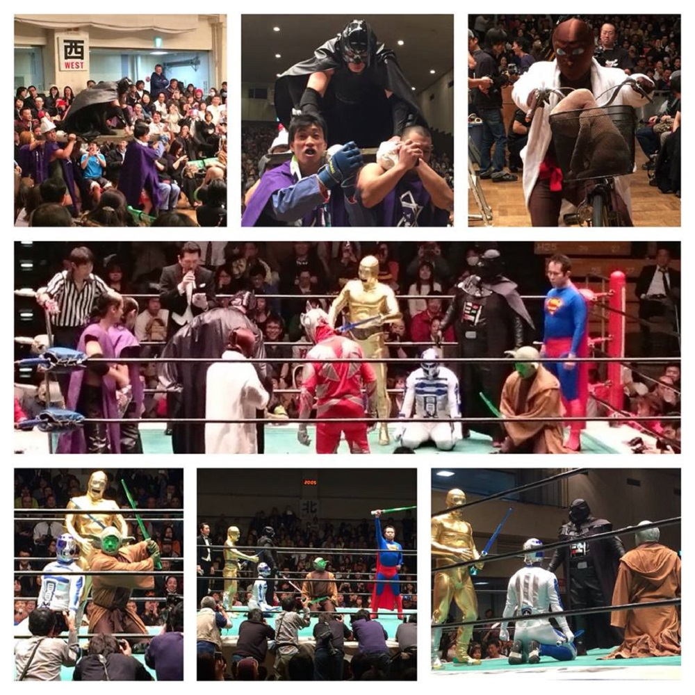 Michinoku Pro Star Wars (3)