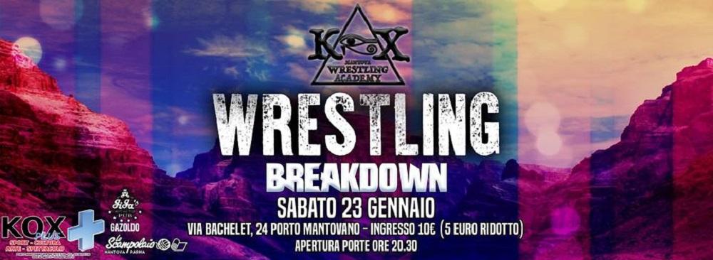 Wrestling KOX Breakdown
