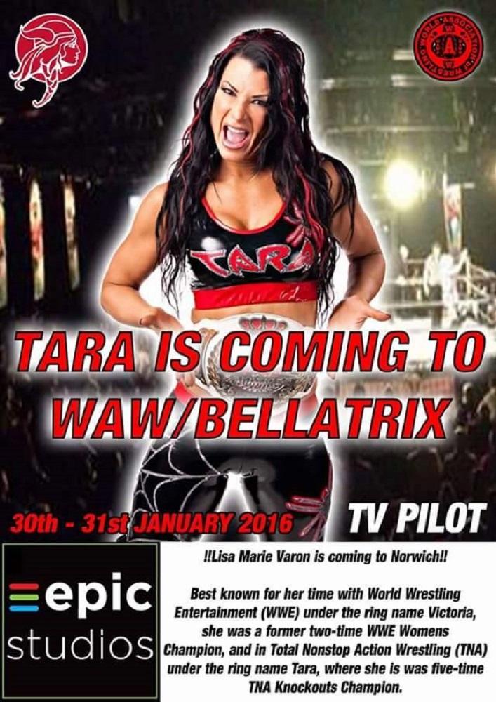 BELLATRIX WAW Tara Debuct