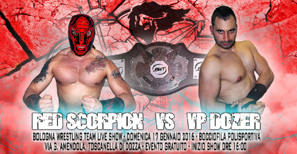 BWT Show Scorpion Vs Dozer