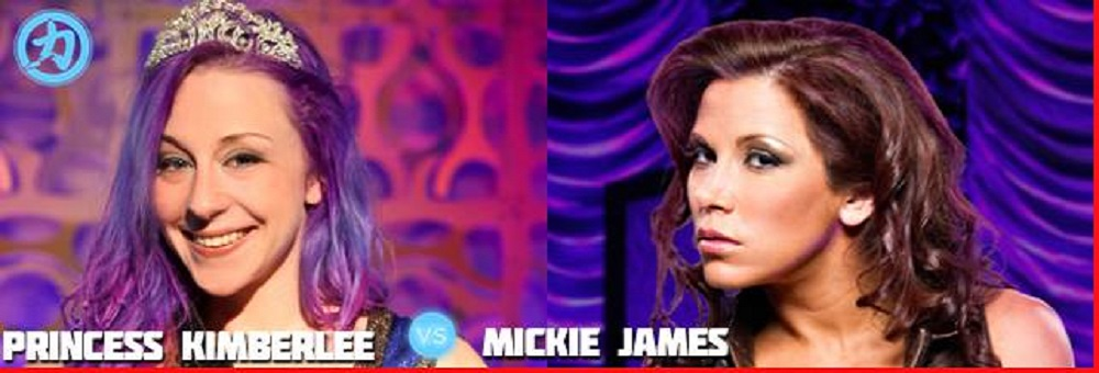 CHIKARA Kimberlee  Vs James