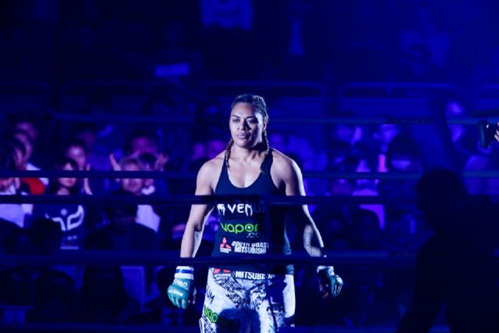 Lei D Tapa MMA Debut (2)