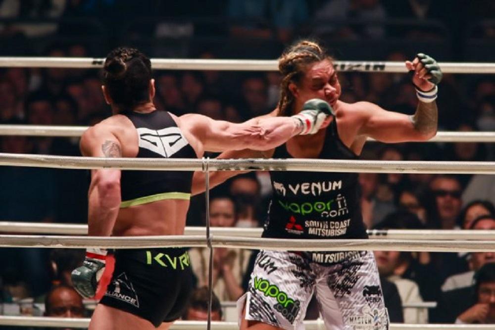Lei D Tapa MMA Debut (4)