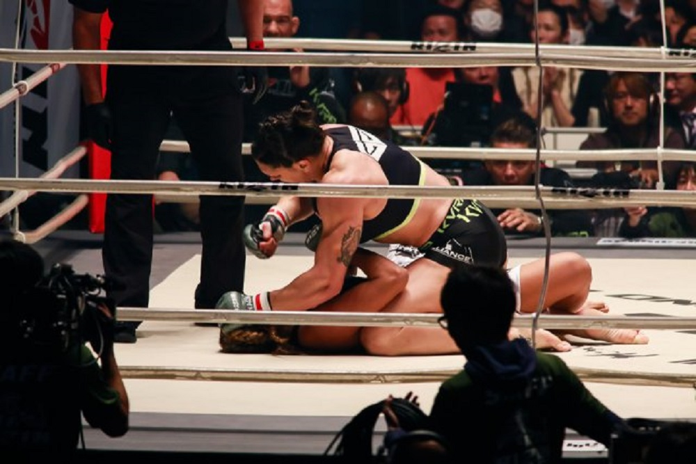 Lei D Tapa MMA Debut (5)