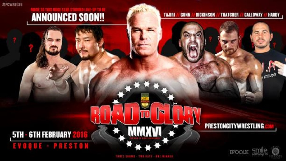 PCW Road To Glory 2016