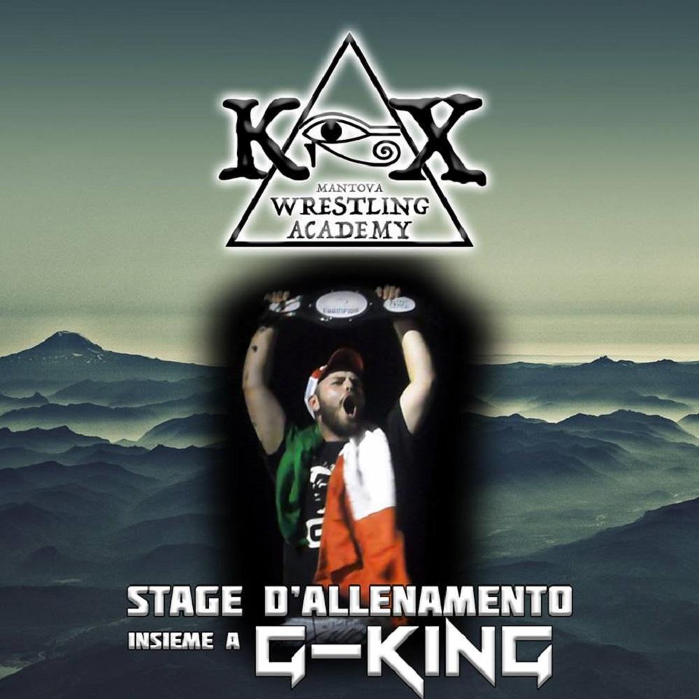 Wrestling KOX G KING Stage