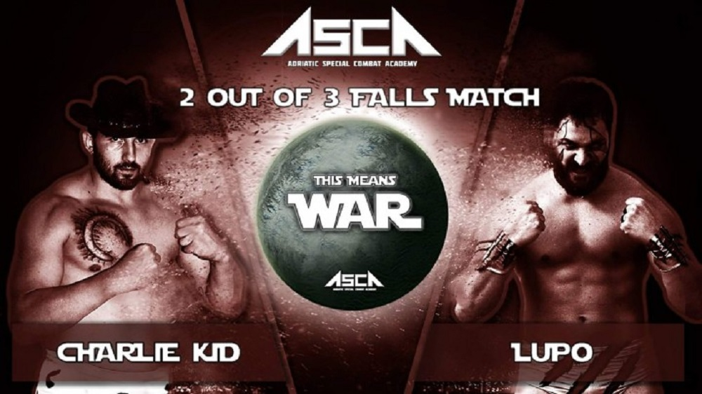 ASCA This Means 2 Of 3 Falls Match