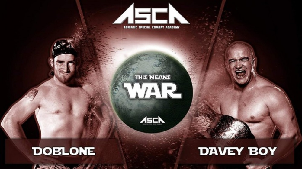 ASCA This Means Doblone Vs Davey