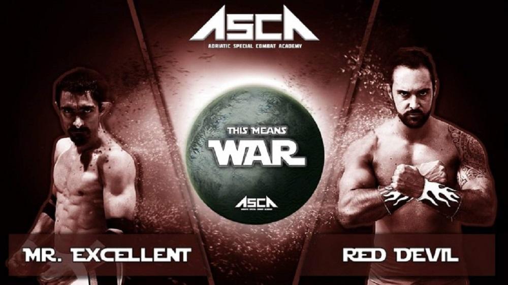 ASCA This Means Excellent Vs Devil
