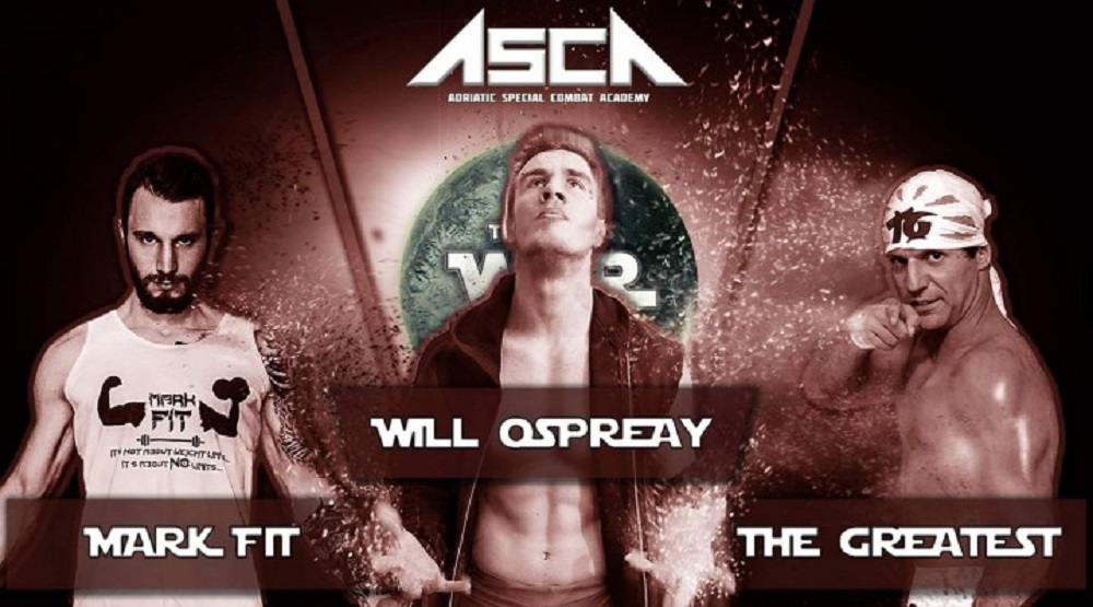 ASCA This Means Fit Vs Ospreay Vs Greatest