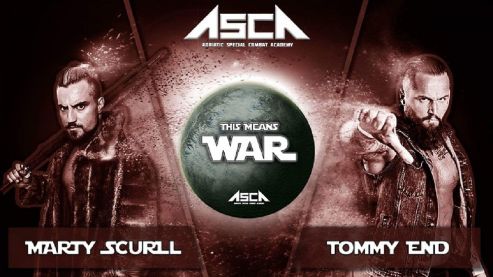 ASCA This Means Scurll Vs End