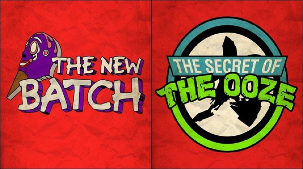 CHIKARA The New Batch Secret Of The Ooze