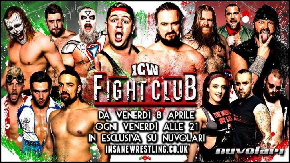 ICW Fight Club Nuvolari