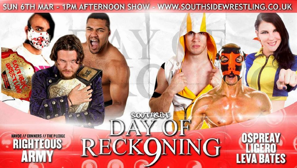 SWE Day Of Reckoning 9