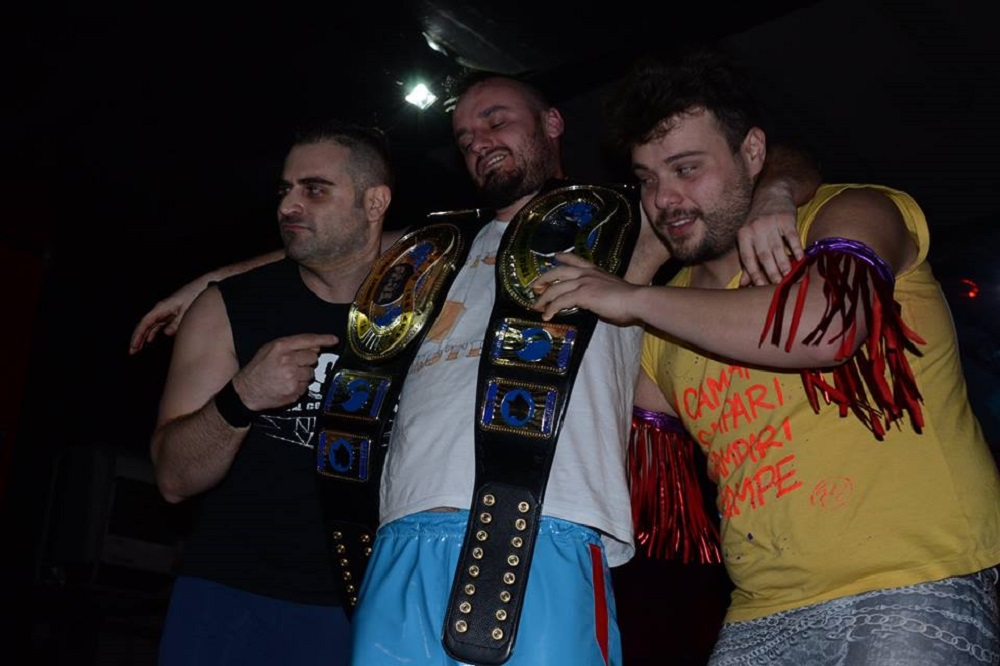 TCW Aperiteam Tag Champion