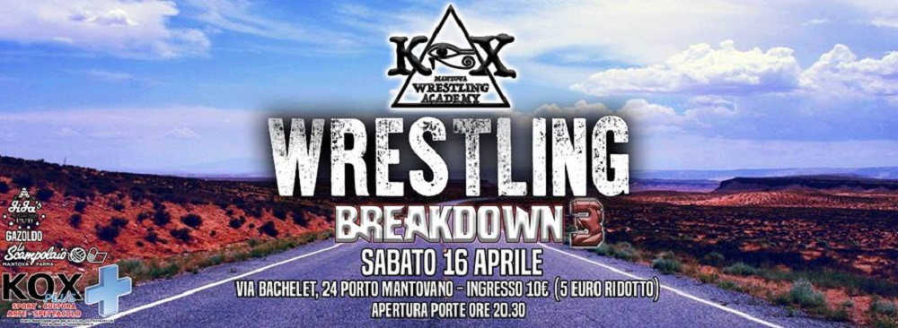 Wrestling KOX Breakdown 3