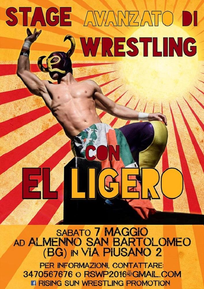 RISING SUN Seminario Ligero