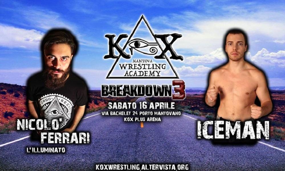 KOX Breakdown3 Ferrari Vs Iceman
