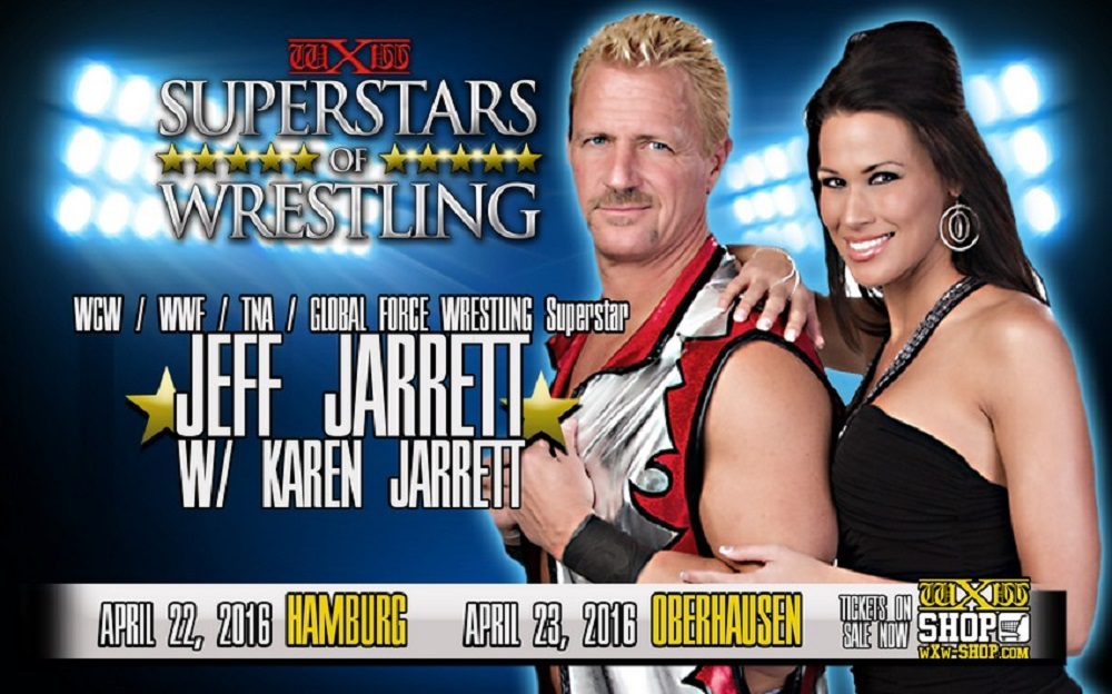 wXw Superstar of Wrestling 2016