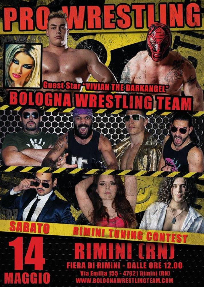 BWT Summer Tour Rimini