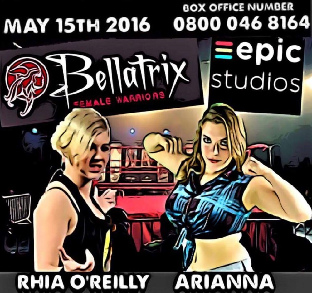 BELLATRIX Arianna Vs OReilly