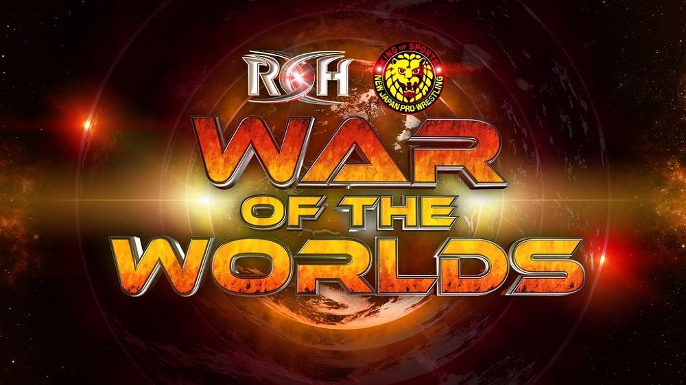 ROH NJPW War Of The Worlds 2016