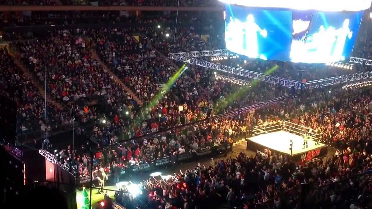 Wwe Rivelati Tre Match Per Il Live Event Al Madison Square Garden Zona Wrestling