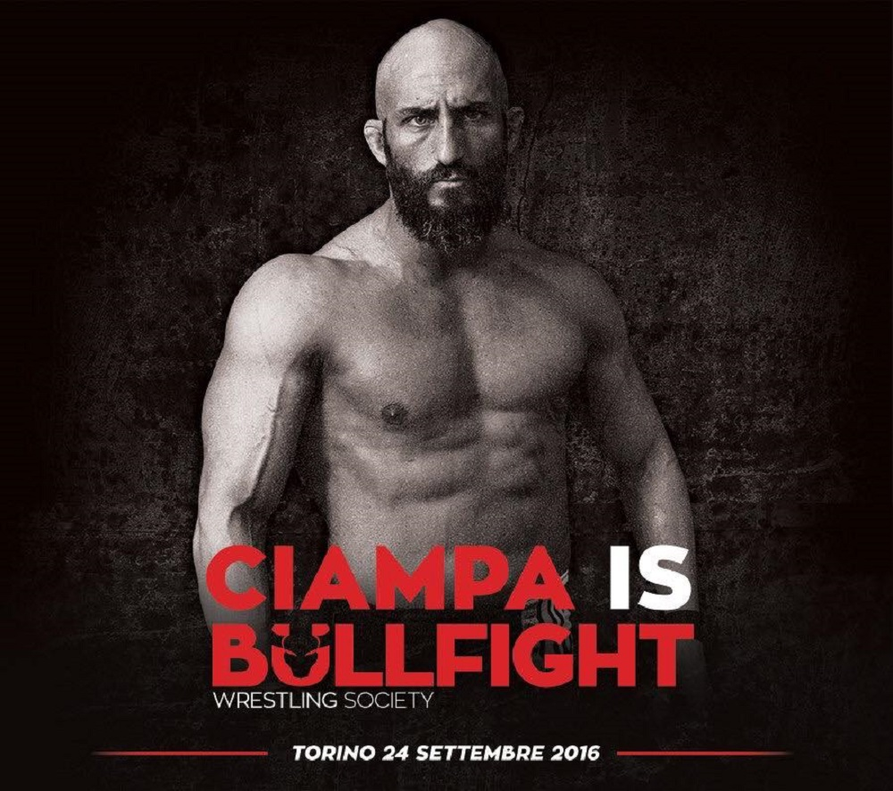 BULLFIGHT Ciampa