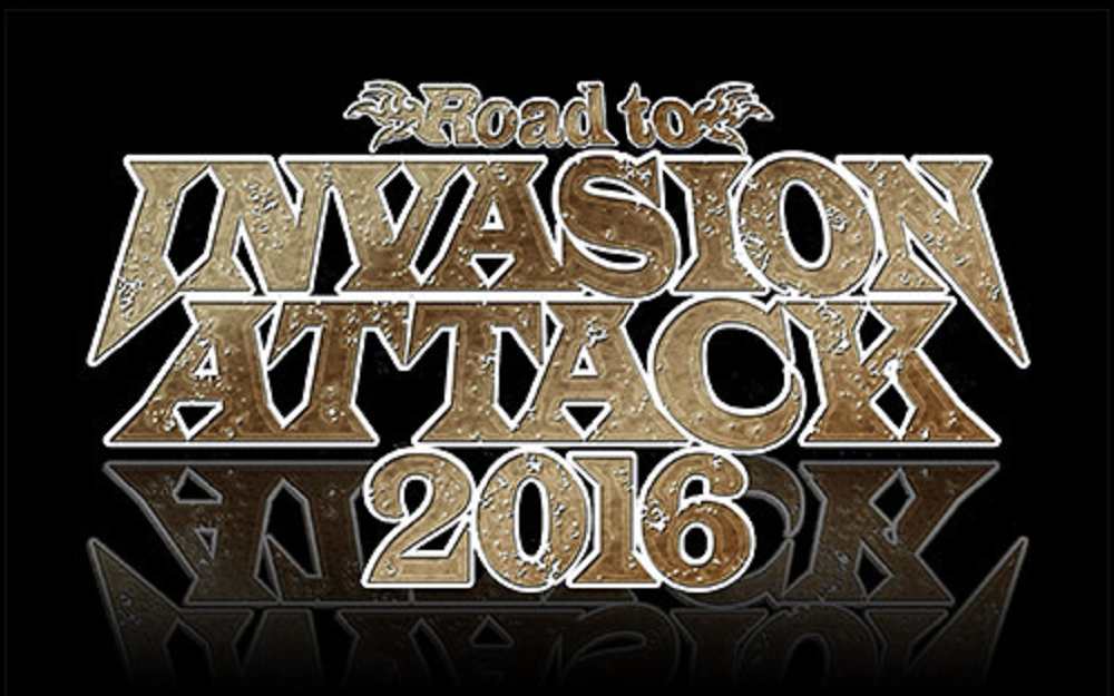 NJPW Road To Invasion Attack 2016