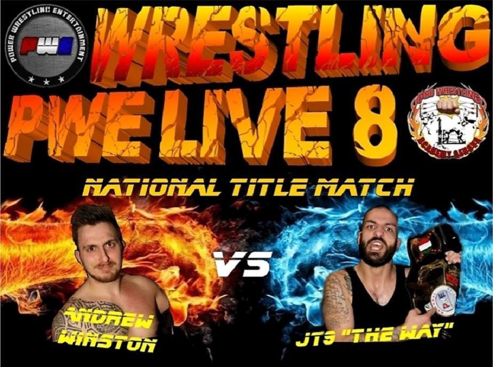 PWE Live 8 National Title
