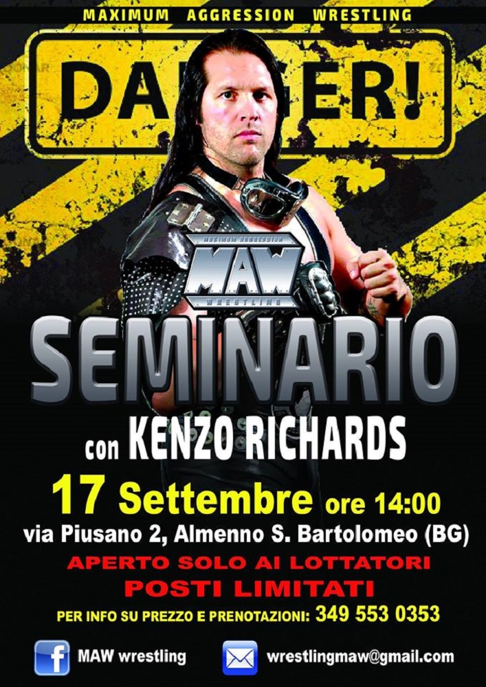 MAW Seminario Richards