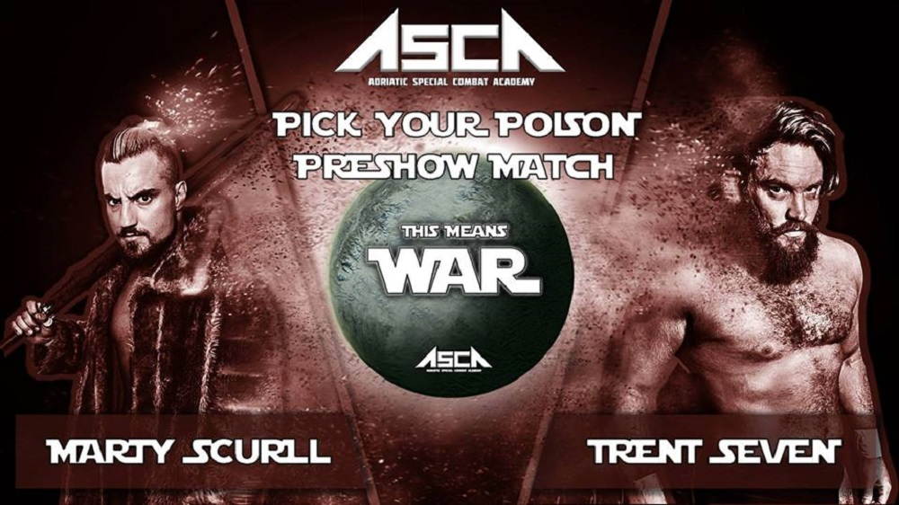 ASCA This Mean Scurll Vs Seven