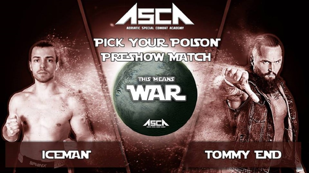 ASCA This Means Iceman Vs End