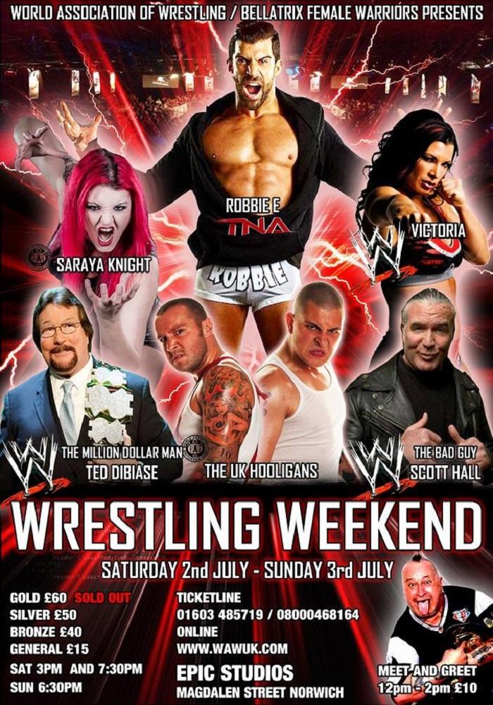WAW Wrestling Weekend