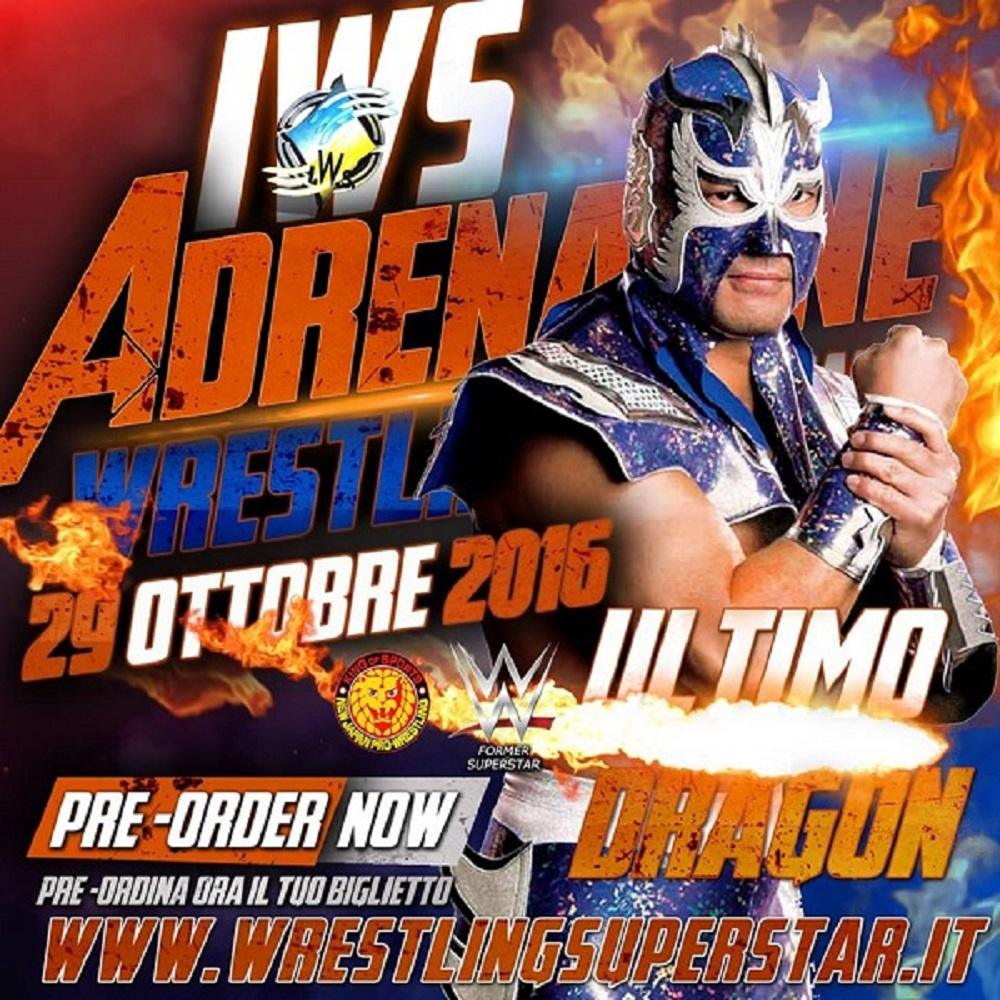 IWS Adrenaline Ultimo Dragon