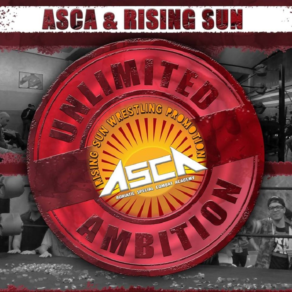 ASCA RSWP Unlimited Ambition