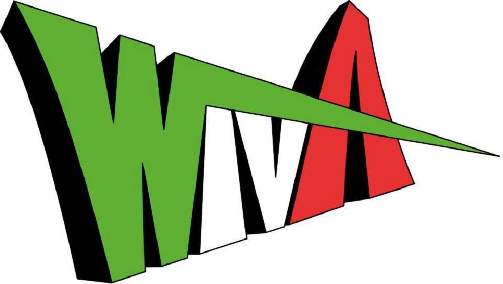 WIVA Big Logo White