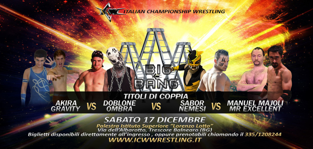 icw-big-bang-ladder-match-titoli-di-coppia