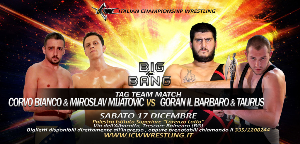 icw-big-bang-tag-team-match